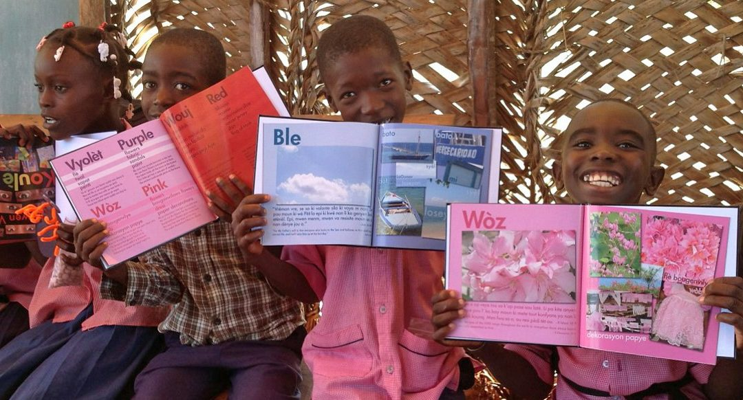 Living Books for LaGonave – Alison Hendricks