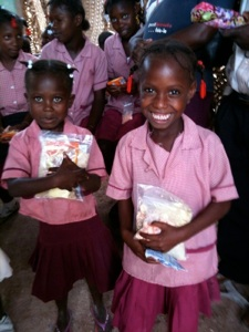 May Update: Food Distribution & Child Sponsorship Program